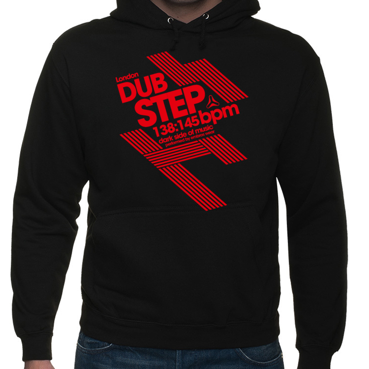 DUBSTEP BLUZA